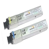 155M BIDI SFP 60km 1310nm TX / 1550nm RX Cisco Compatible Optical Transceiver