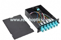 LGX Cassette 12 fiber MPO-LC Patchcord